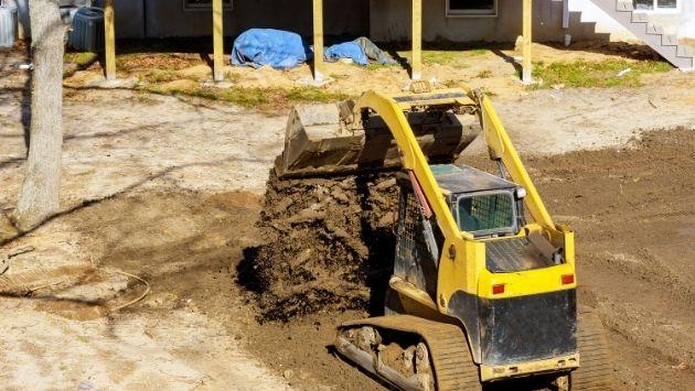 Bobcat földmunka- Székesfehérvár